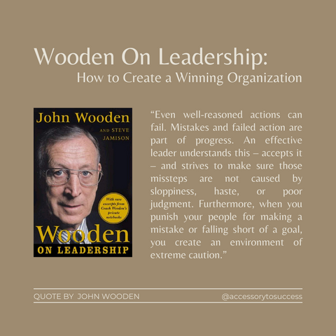 Quotes From The Book Wooden On Leadership Image 3