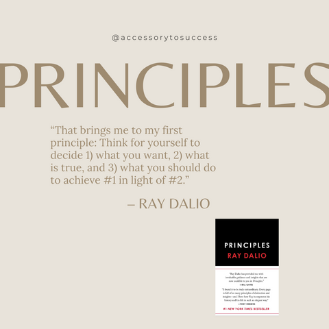 Quotes From the Book Principles Image 1