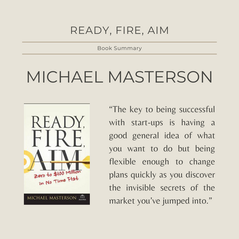 Quotes From the Book Ready Fire Aim Image 3
