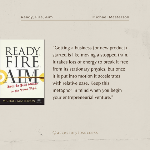 Quotes From the Book Ready Fire Aim Image 4