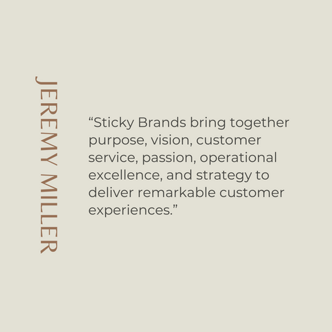 Sticky Branding Book Summary 12.5 Principles to Stand Out, Attract Customers, and Grow an Incredible Brand Quote 2