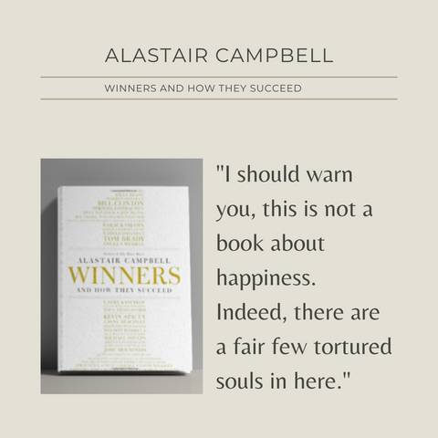 Winners Book Summary And How They Succeed Quote 3