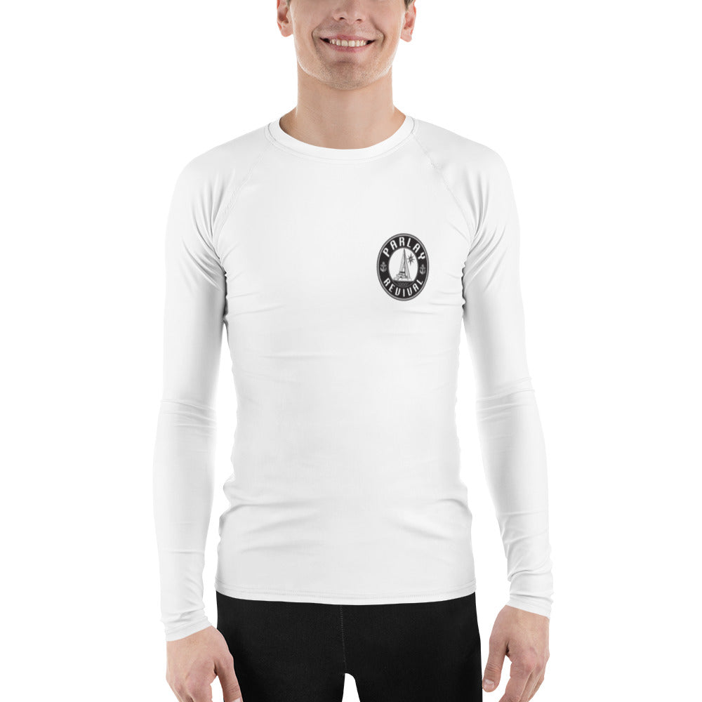 Parlay Revival Men's Rash Guard