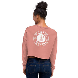 Parlay Revival Women's Crop Sweatshirt