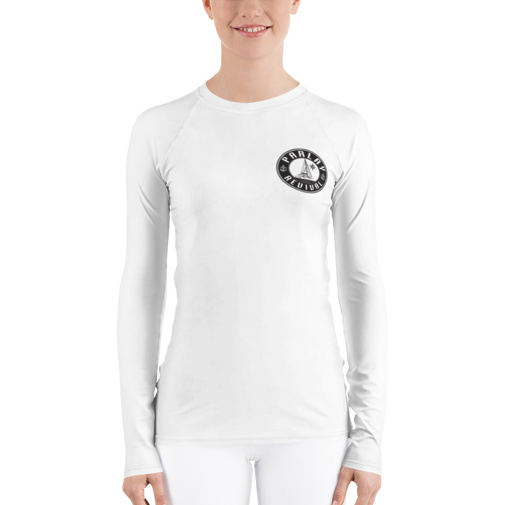 Parlay Revival Women's Rash Guard