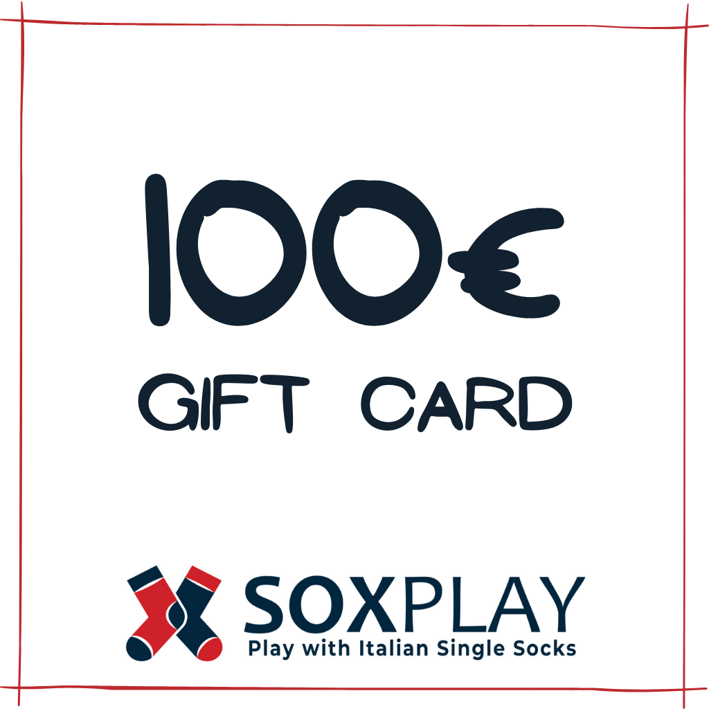 Gift Card 100€ Gift Card soxplay 100€