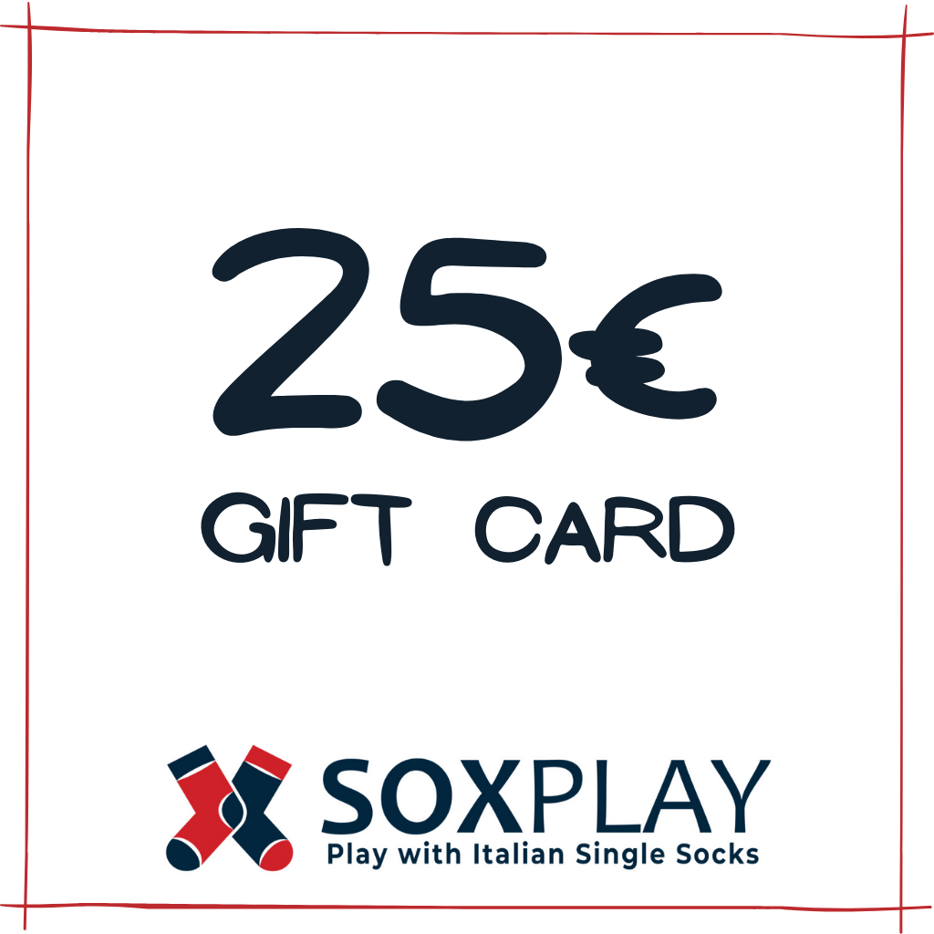 Gift Card 25€ Gift Card soxplay 25€