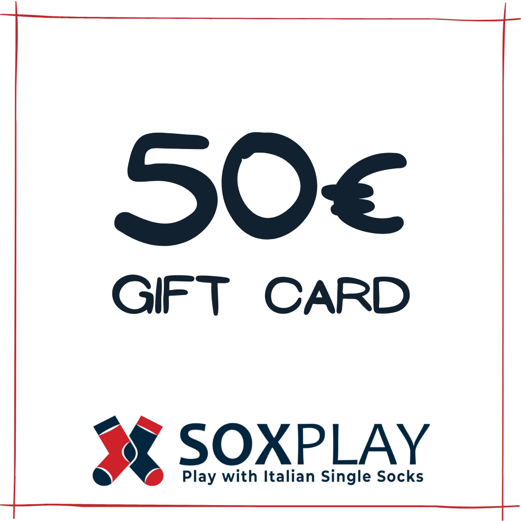 Gift Card 50€ Gift Card soxplay 50€