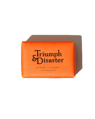 Triumph & Disaster | A + R Soap