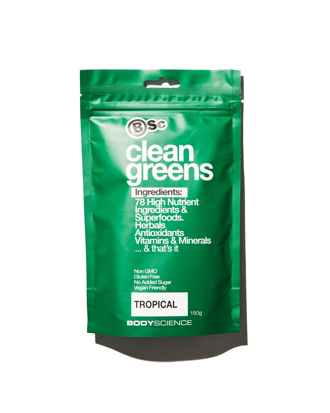 Body Science | Clean Greens | Nutrition Booster