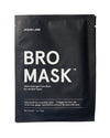 Black sealed Bro Mask packet on white background