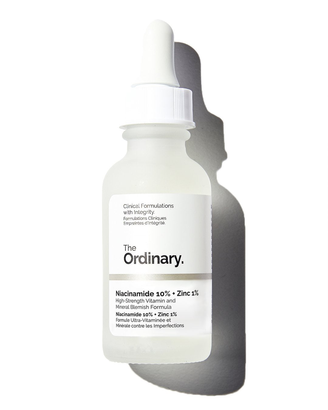 THE ORDINARY | Niacinamide 10% + Zinc 1% | Acne prevention