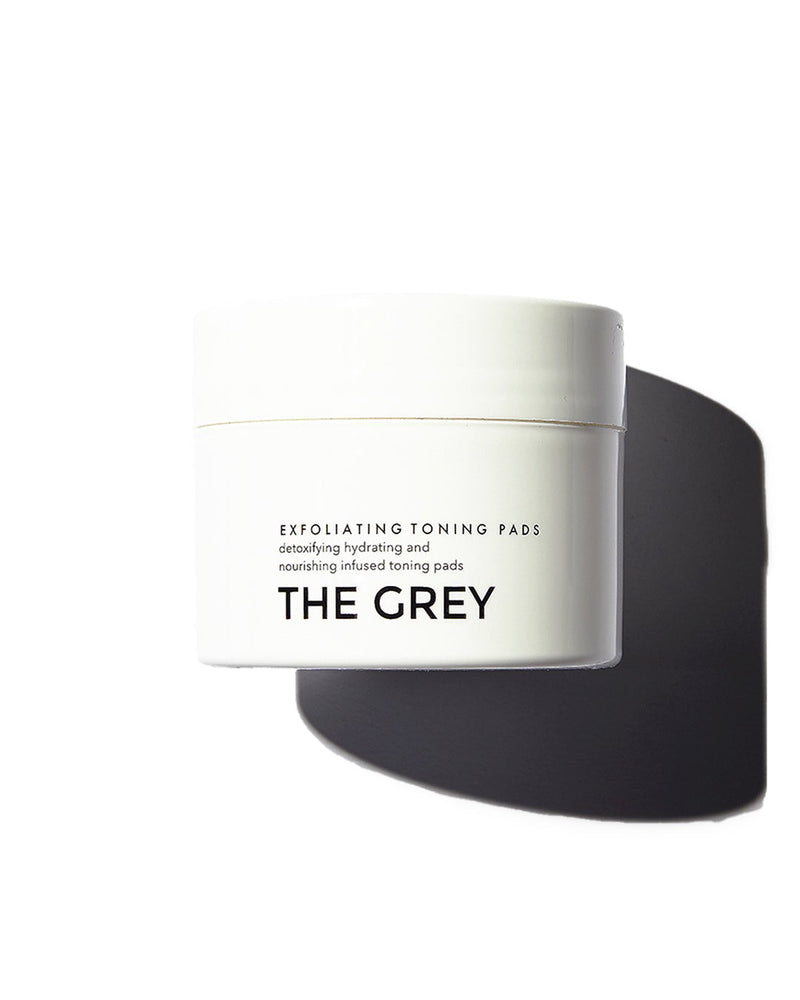 The Grey | Exfoliating Toning Pads