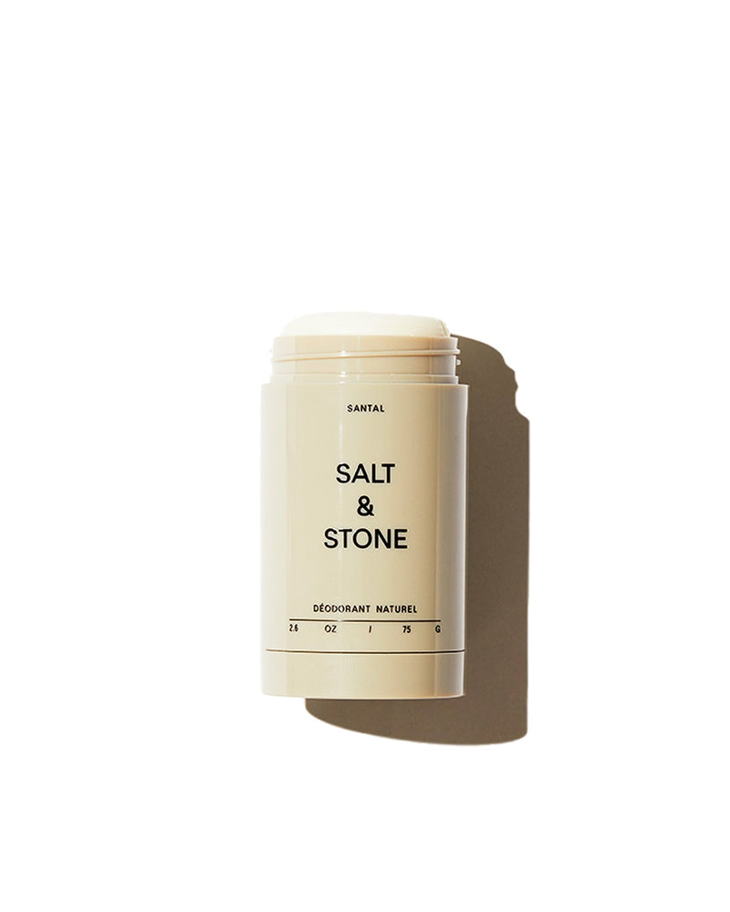 Salt & Stone | Natural Deodorant | Santal