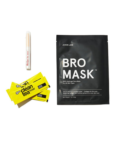 Saturday Night In | Bro Mask X Recipe For Men X Body Science