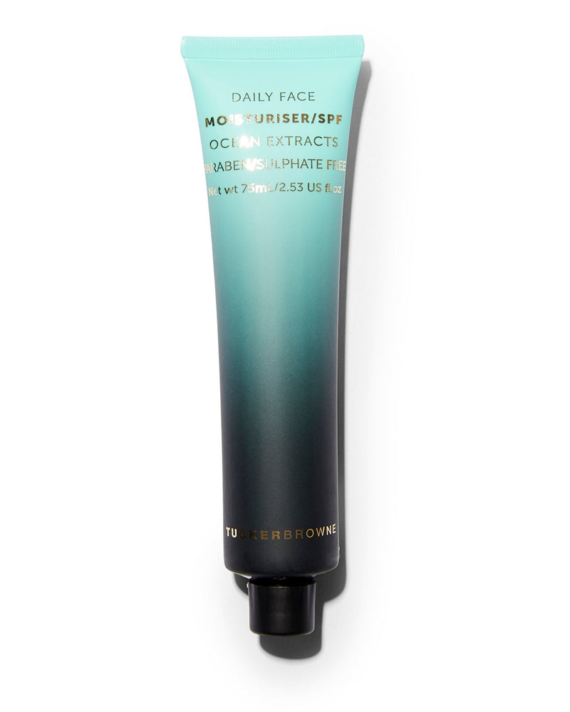 Tucker Browne | Daily Face Moisturiser SPF