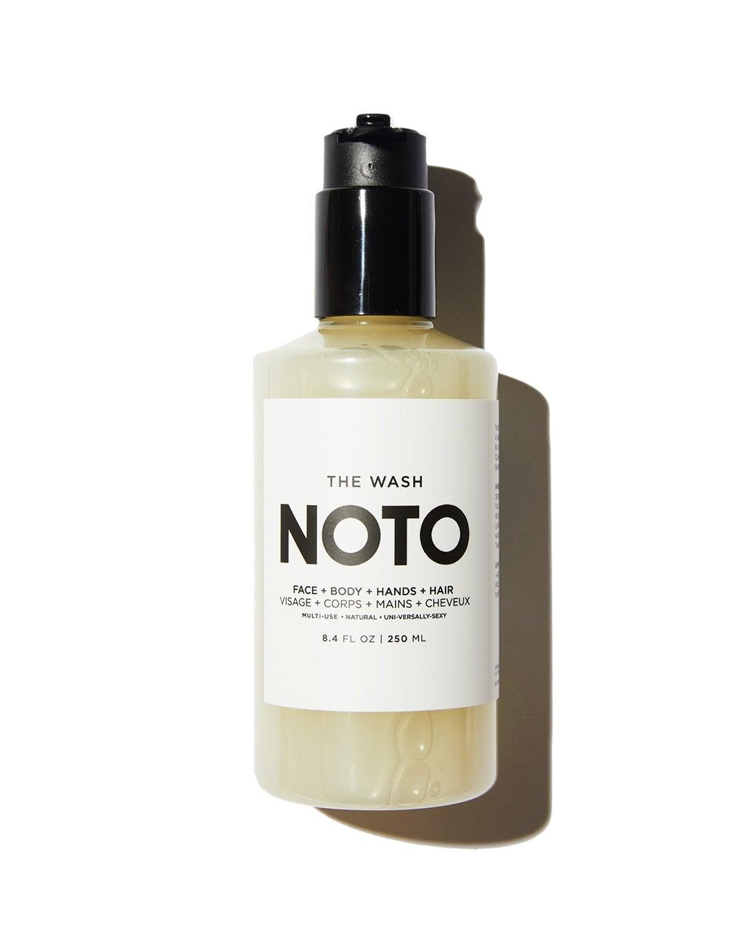 Noto | The Wash | Face + Body + Hands + Hair