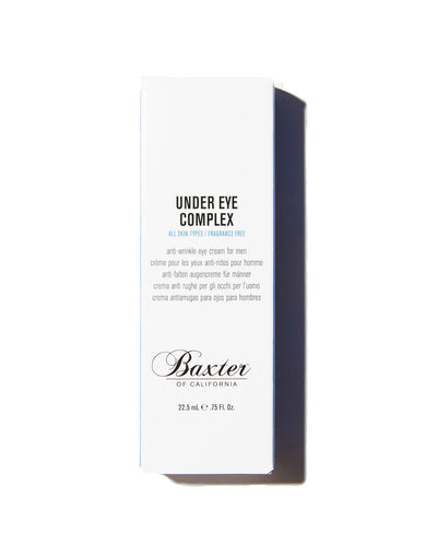 Baxter of California | Under Eye Complex | Anti-Wrinkle