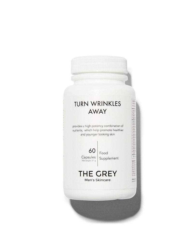 The Grey Anti-Ageing Set
