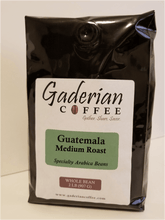 Load image into Gallery viewer, 32 oz bag Gaderian Coffee Medium Roast Specialty Whole Bean
