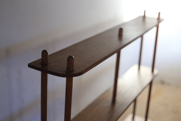 Antique Modernist Shelf