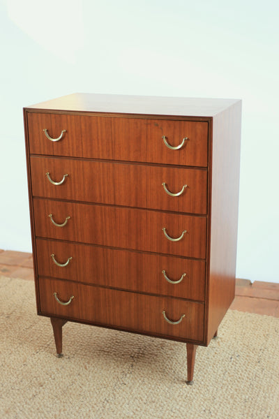 1950s Meredew Chest of Drawers in Tola