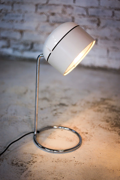 1960's German Staff Leuchten Table Lamp