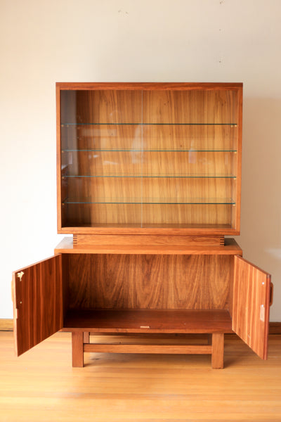 Modernist Display Cabinet