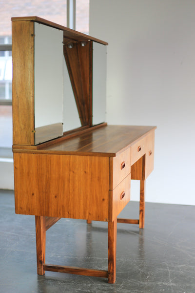Mid-Century Kiaat Dressing Table