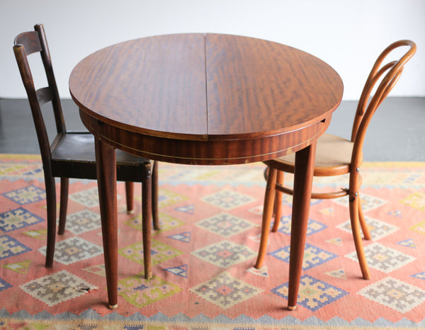 Extendable Oval 'Greaves & Thomas' Dining Table