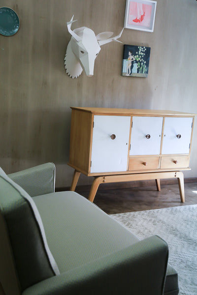 Beech Wood Sideboard