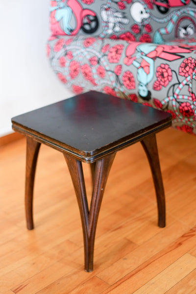 Two Retro Side Tables