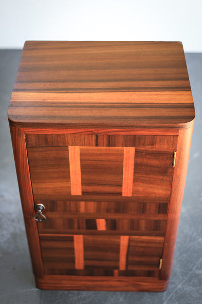 Small Vintage Filing Cabinet