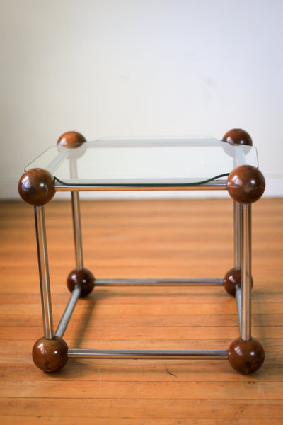 Atomic Style Retro Side Table