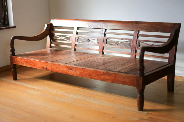 Balinese Teak Daybed