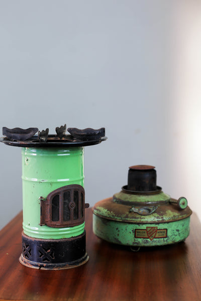 Vintage Valor Paraffin Heater and Stove