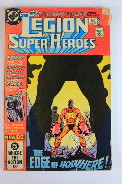 1980's and 90's 'Legion of Super-Heroes' comics by DC