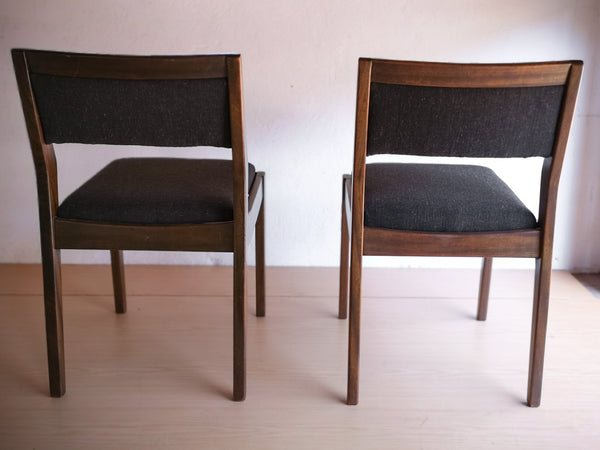 Eight Late Modern Dining Chairs