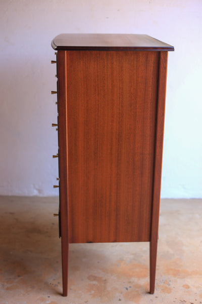 Solid Mahogany Tall Boy