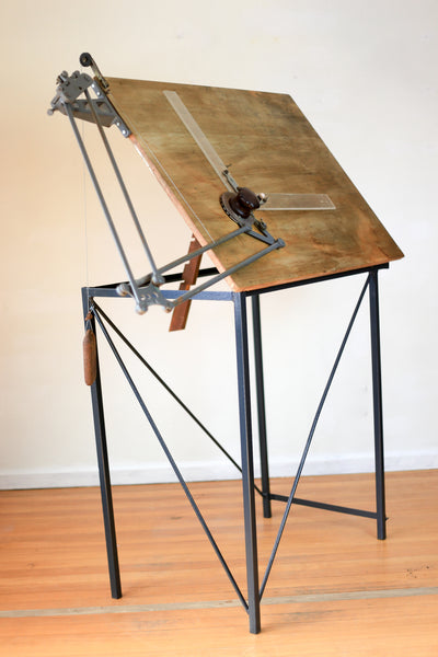 Antique Architect's Drawing Board