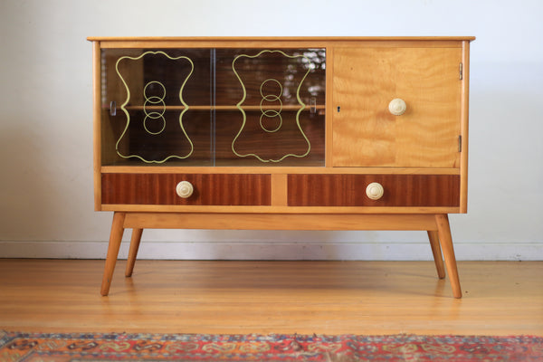 Small Mid-century Sideboard