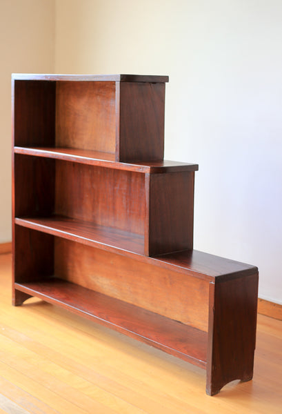 Solid Wood Bookshelf
