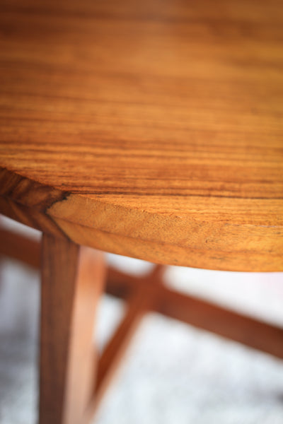 Solid Kiaat Occasional Table