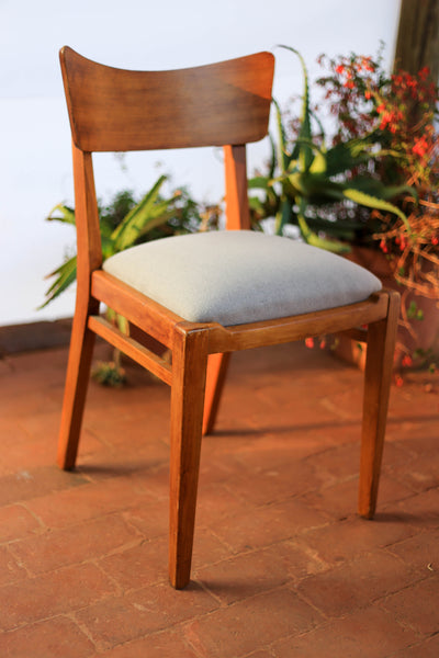 Single Vintage Dining Chair