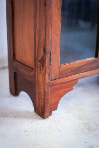 Antique Teak Bookcase