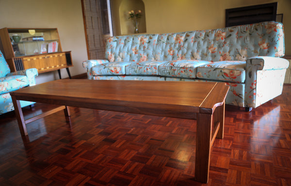 Large Mid Century Coffee Table