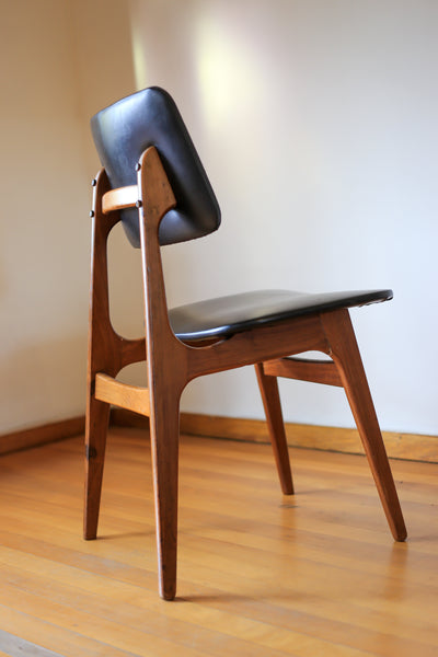 Teak Retro Dining Chair