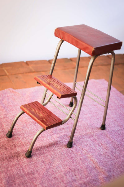 1950's Gilton Products Ladder Stools (USA)