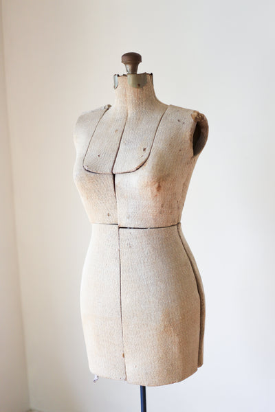 Vintage Adjustable Dress Form c.1950
