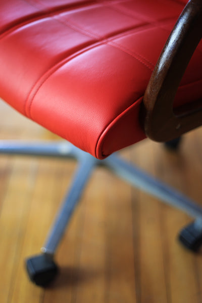 Authentic Mid Century Modern Office Chair